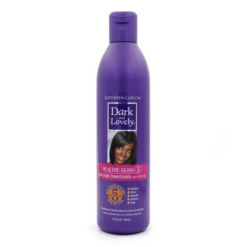 Soft & Sheen Carson Dark & Lovely Healthy Gloss 5 Moisture Conditioner 400 Ml