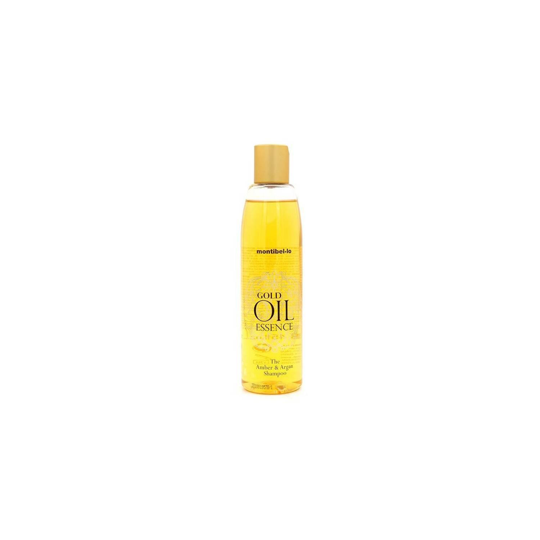 Montibello Gold Oil Essence Amber E Argan Shampoo 250 Ml