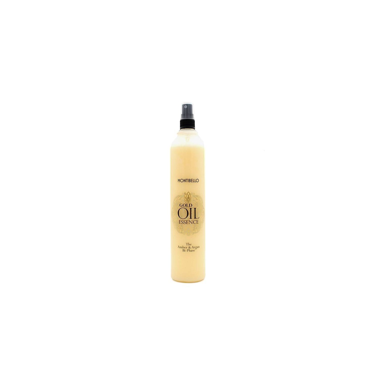 Montibello Gold Essence Amber & Argan Bi Phase 400 Ml
