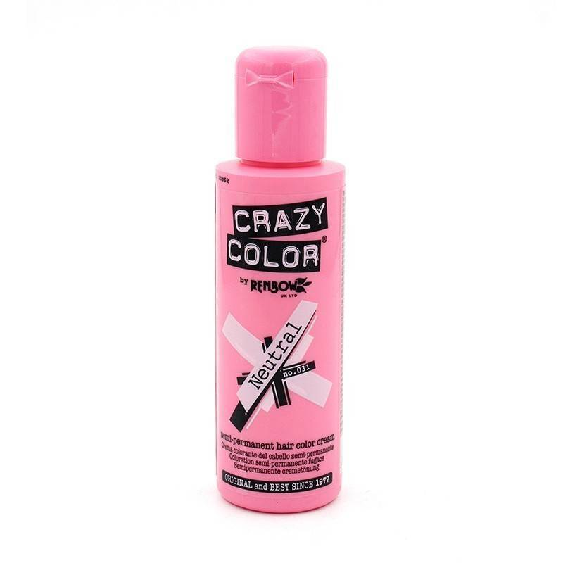 Crazy Color 031 Neutral 100 Ml