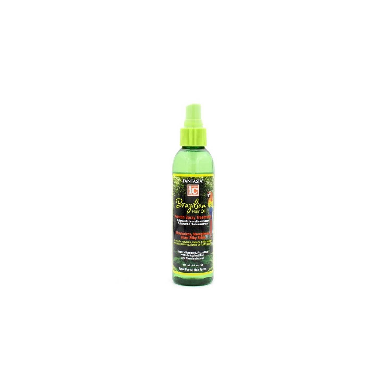 Fantasia Ic Brazilian Spray Cheratina Oil 171 Ml