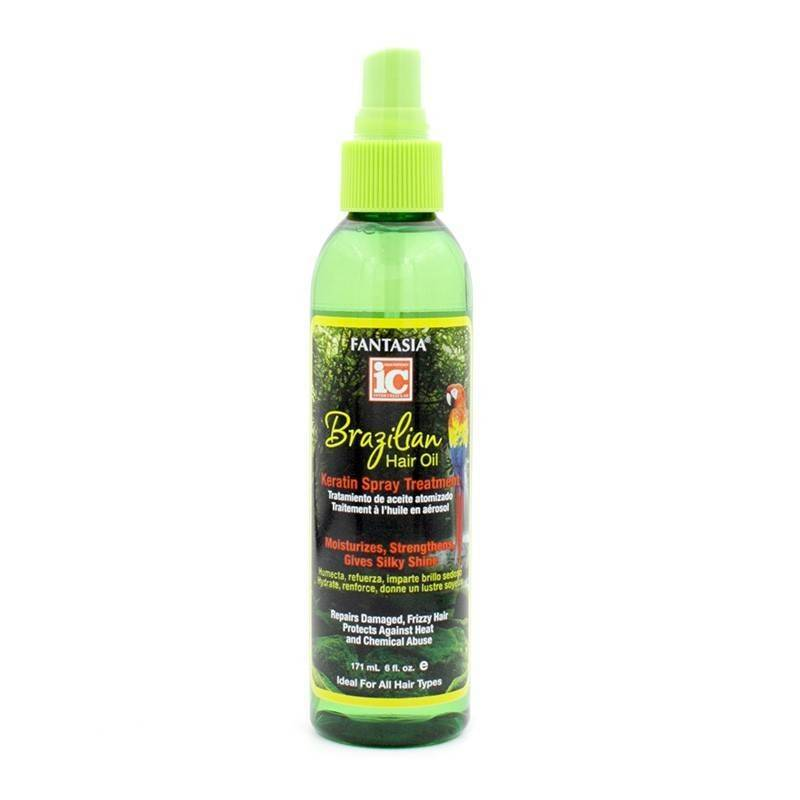 Fantasia Ic brésilien spray kératine huile 171 ml
