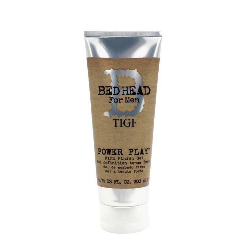 Tigi Bed Head Men Power Play Gel 200 Ml
