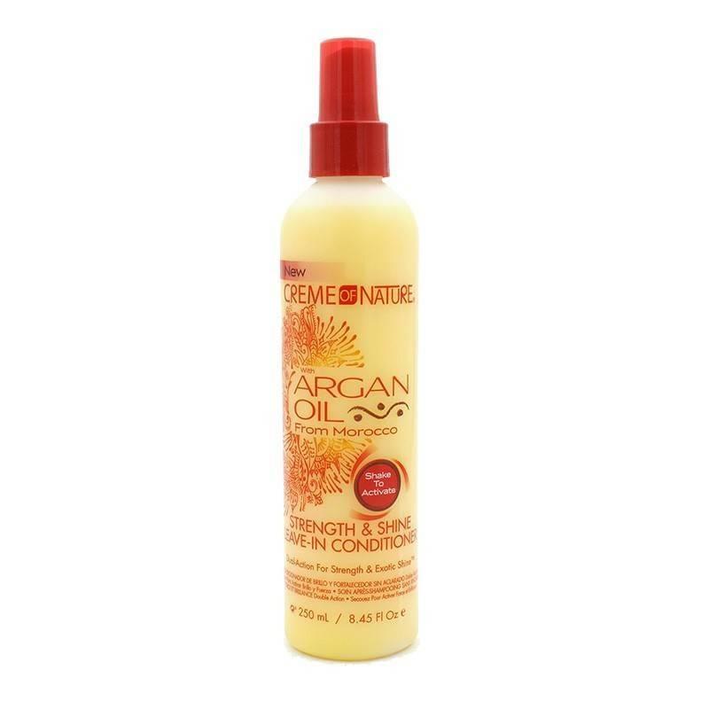 Creme Of Nature Argan Oil Leave In Acondicionador 250 Ml