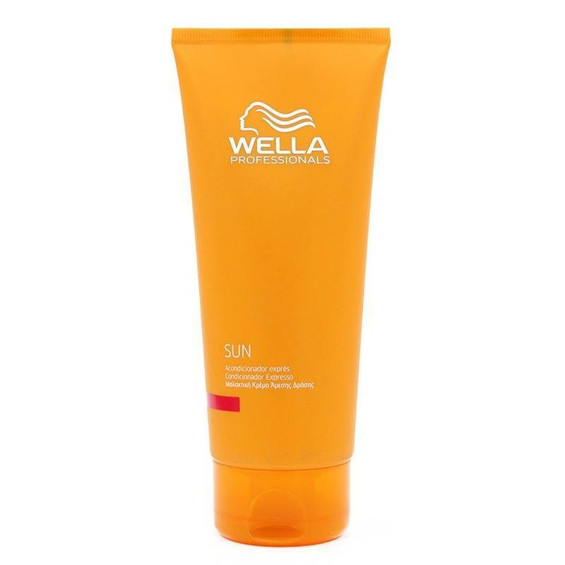 Wella Sun Acondicionador Expres 200 Ml