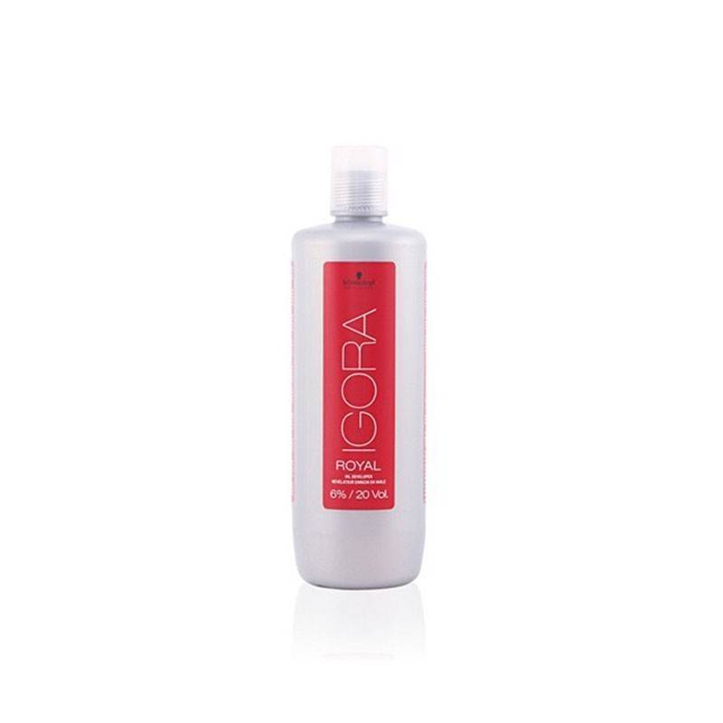 Schwarzkopf Igora Royal Activating Lotion 20vol (6%) 1000 Ml