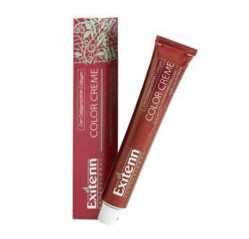 Exitenn Color Creme 60 Ml , Color 4 Rojo Etna