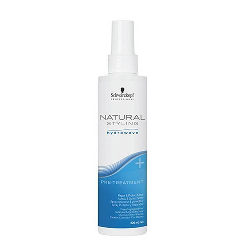 Schwarzkopf Natural Styling Pre-treatment + 200 Ml