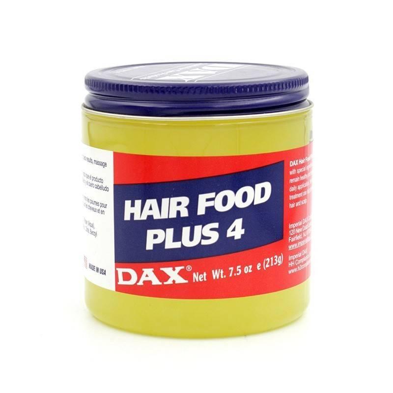 Dax Hair Food Plus 4, 213 Gr