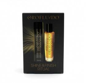 Revlon Oro Fluid Shine And Finish Ritual Pack