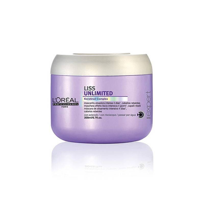 Loreal Expert Mask Liss Unlimited 200 Ml