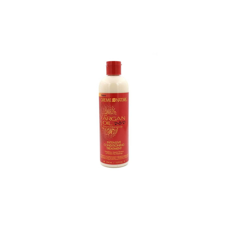Cream Of Nature Argan Oil Indyensive Condicioning Treatment 350 Ml
