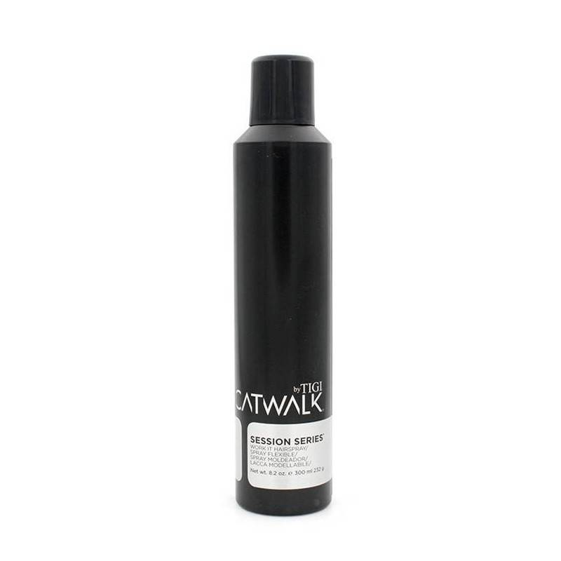 Tigi Catwalk Session Work It Hairspray 300 Ml