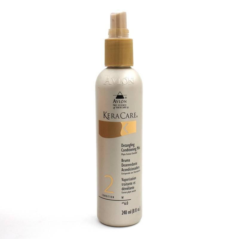 Avlon keracare detangling apr s shampooing mist 240 ml for Apres shampooing maison