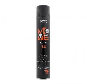 Dikson Sc Move Me 14 Fizzy Fix 500 Ml (hairsprayspray Fu