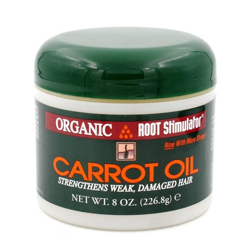 Ors Carrot Oil Crème 227 Gr