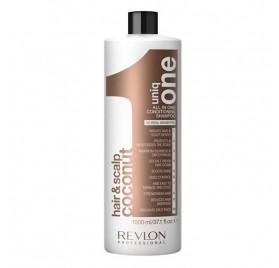 Revlon Uniq One Conditioning Shampoo Coconut 1000 Ml