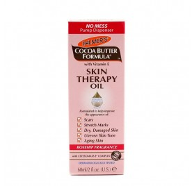 Palmers Cocoa Butter Formula Skin Therapy Oil Rose Fragance 60 Ml