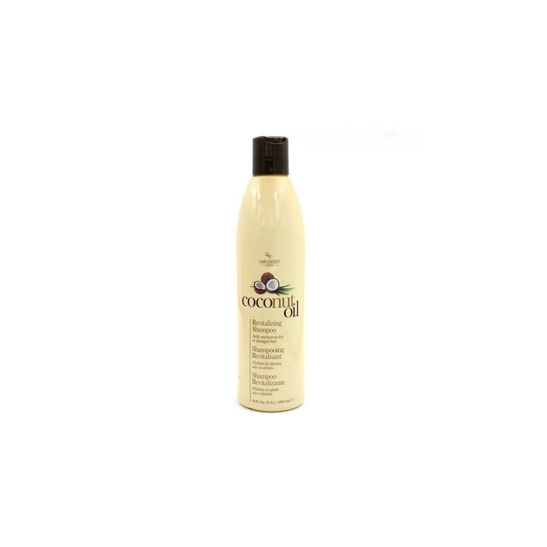 Shampooing revitalisant à l'huile de noix de coco Hair Chemist 295,7 Ml