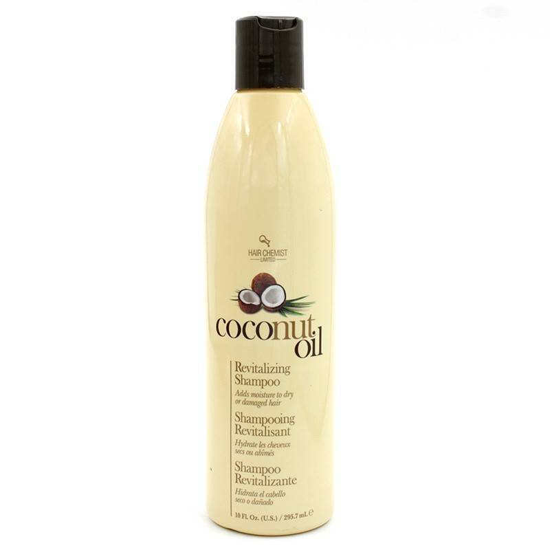 Hair Chemist Coconut Oil Revitalizing Champú 295,7 Ml