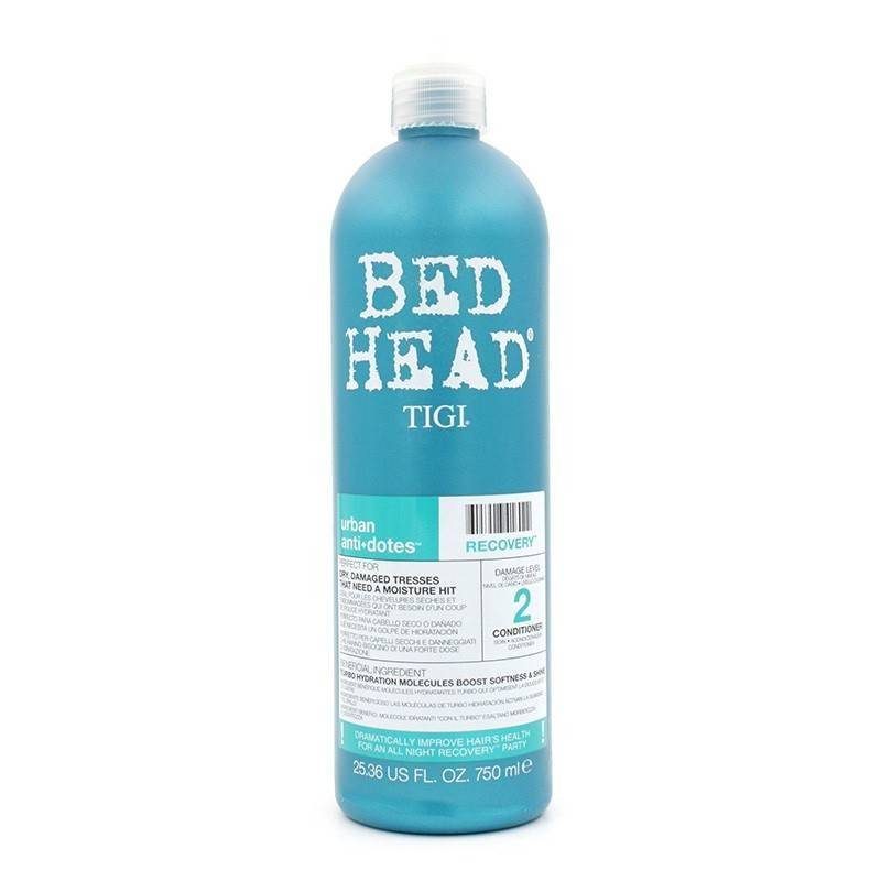 Tigi bed head recovery apr s shampooing 750 ml wapalli for Apres shampooing maison