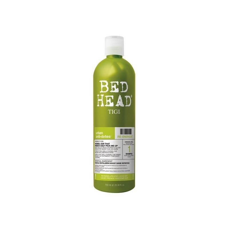 Tigi Bed Head Re-energizer Champú 750 Ml
