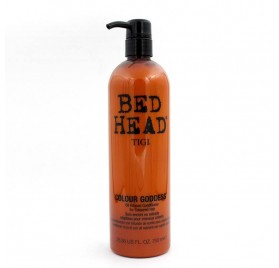 Tigi Bed Head Couleur Goddess Oil Infused Après-shampooing 750 Ml