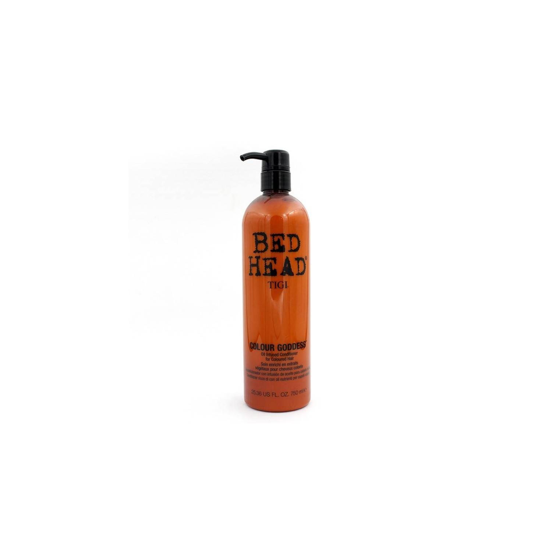 Tigi Bed Head Color Goddess Oil Infused Conditioner 750 Ml