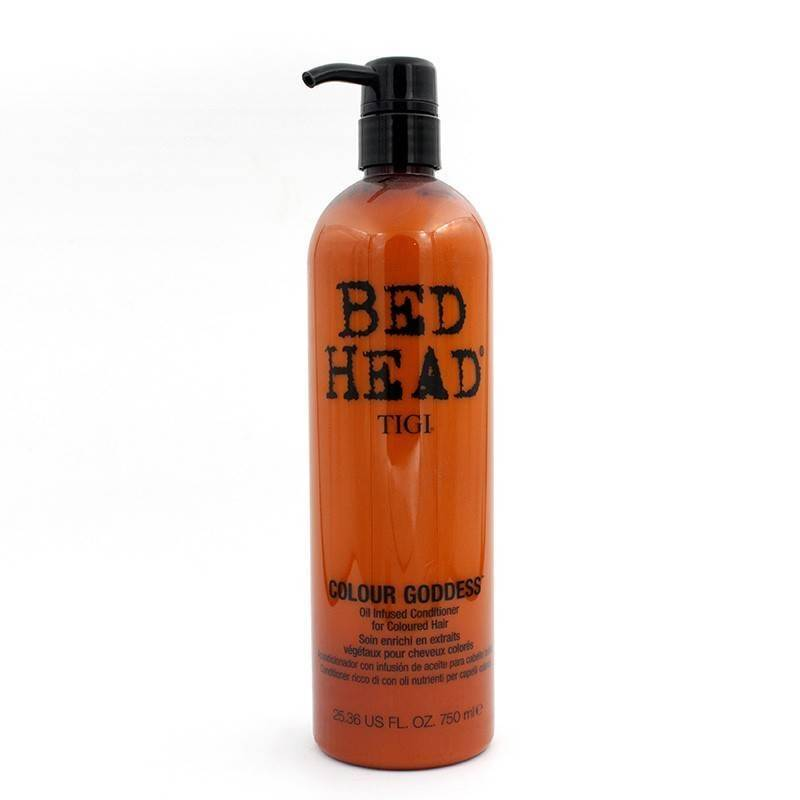 Tigi Bed Head Color Goddess Oil Infused Acondicionador 750 Ml
