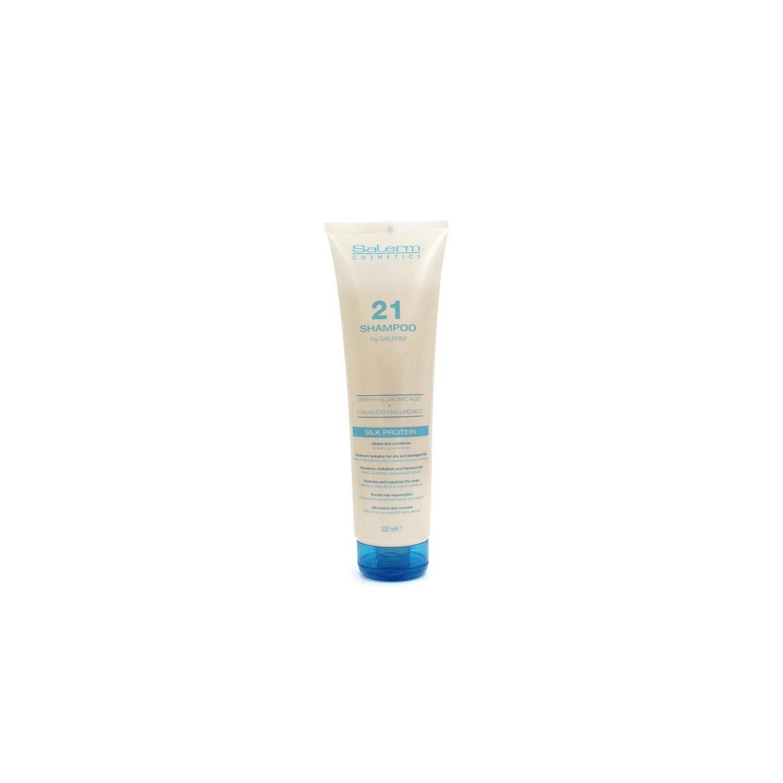 Salerm 21 Shampoo Silk Protein 300 Ml