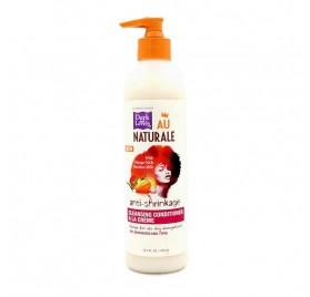 Dark & Lovely Au Naturale Anti Shrinkage Cleansing Acondicionador 400 Ml