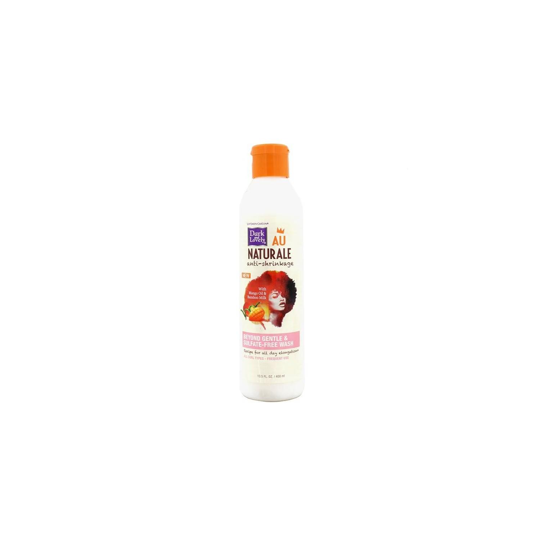 Dark & Lovely Au Naturele Anti-shrinkage Wash Sulfate Free 400 Ml