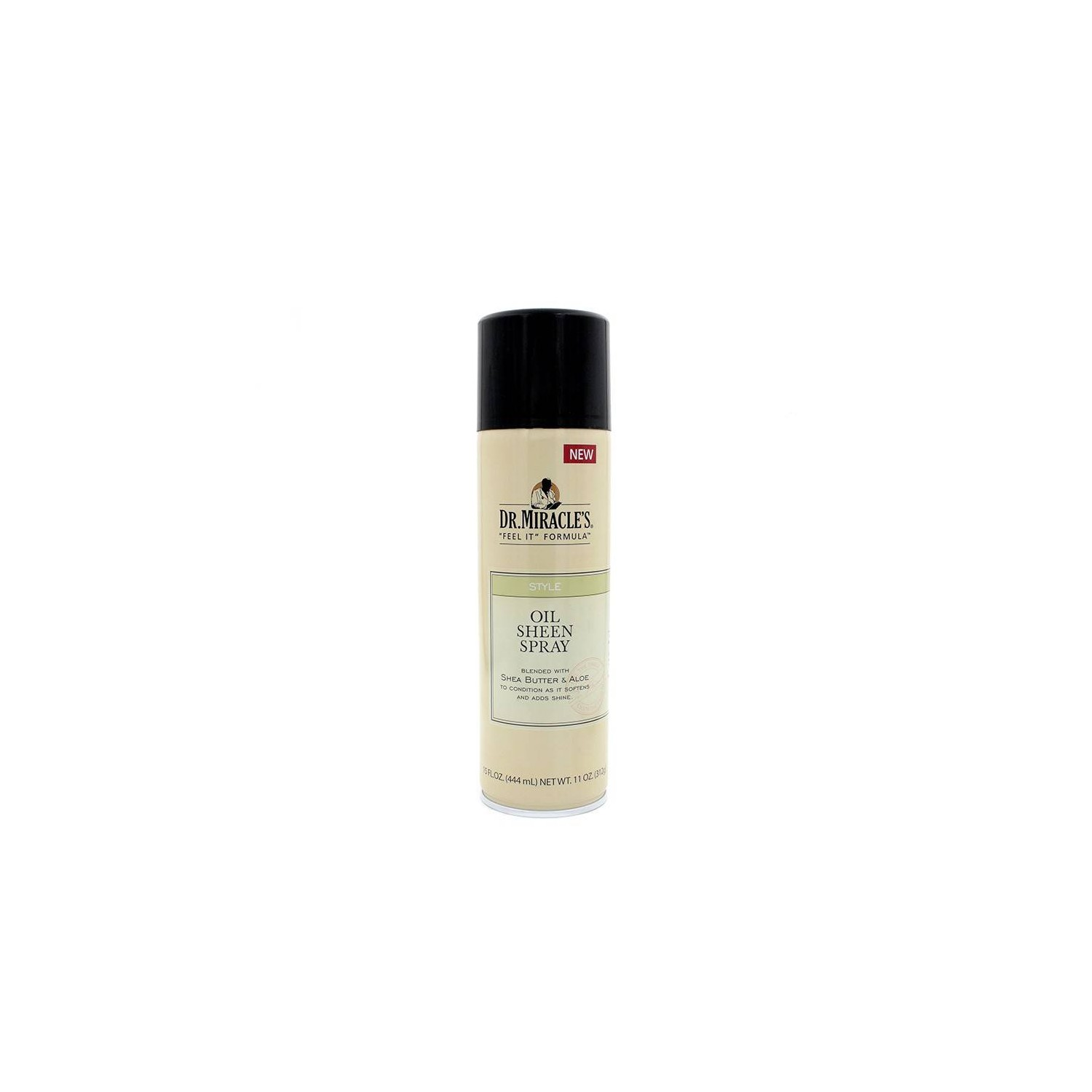 Dr.Miracles Oil Sheen Spray 444 Ml