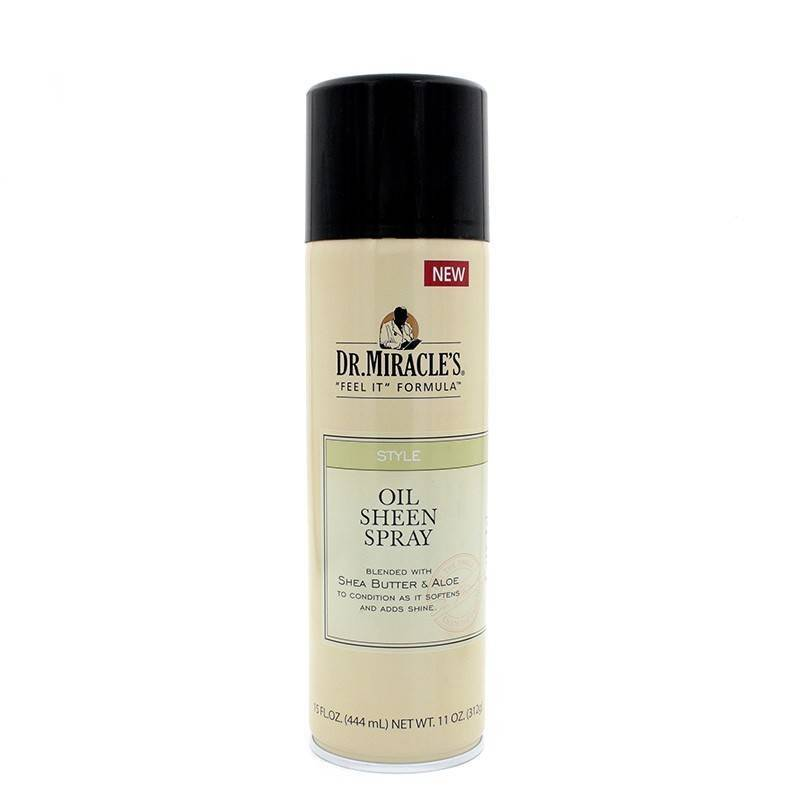 Dr. Miracles Oil Sheen Spray 444 Ml