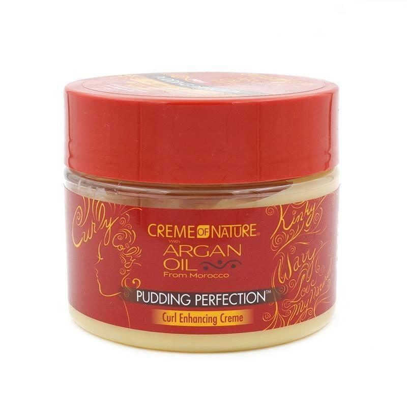 Cream Of Nature Argan Oil Pudding Perfection 326 Gr