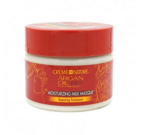 Creme Of Nature Argan Oil Hidratante Milk Masque 326 Gr