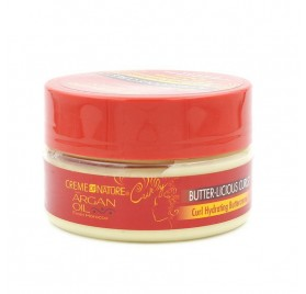 Cream Of Nature Argan Oil Butter Licious Curls 212 Gr