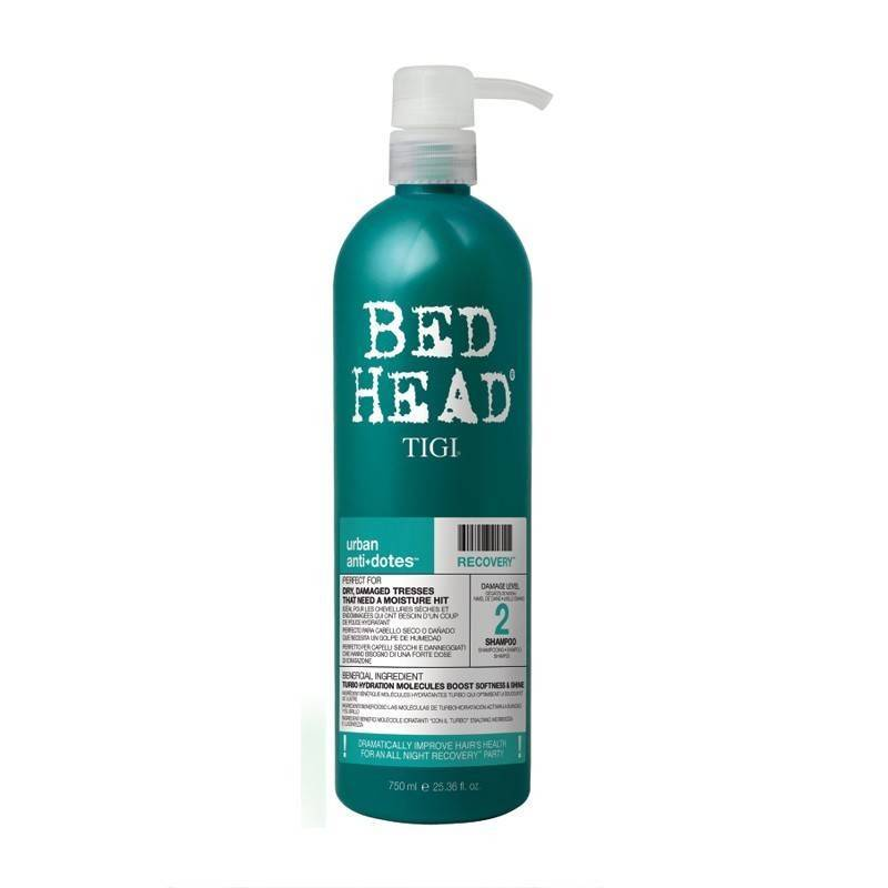 Tigi Bed Head Recovery Champú 750 Ml