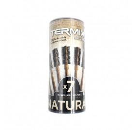 Termix Pacote 7 Escovas 100% Natural