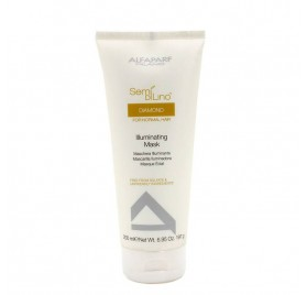 ALFAPARF SEMIDILINO DIAMOND ILLUMINATING MASCARILLA 200 ml