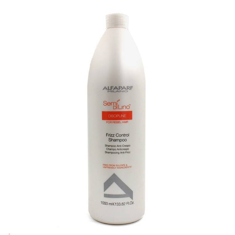 Alfaparf Semidilino Shampoo Discipline Friz Control 1000 Ml
