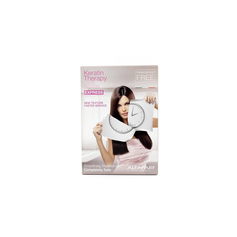 Alfaparf Keratin Lisse Desing Kit Treatment (express)