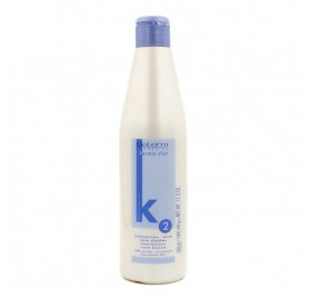 Salerm Keratin Shot Smooth Cream 500 Ml