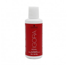 Schwarzkopf Igora Royal Activating Lotion 20 Vol (6%) 60 Ml