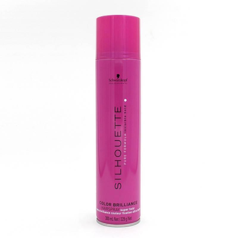 Schwarzkopf Silhouette Lacquer/spray Color Brillance 300 Ml