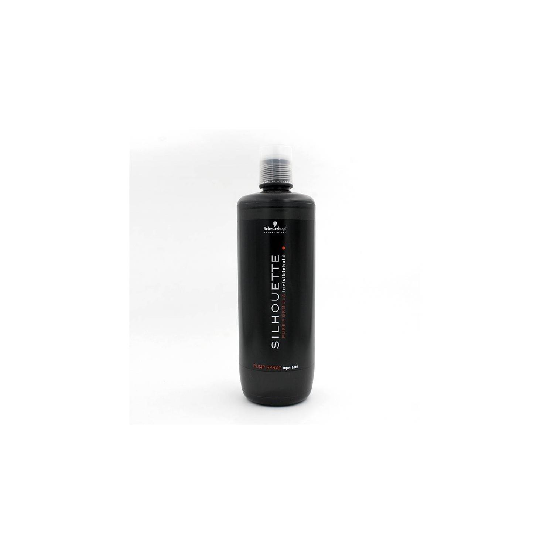 Schwarzkopf Silhouette Pump Spray N/a Super Hold 1000 Ml