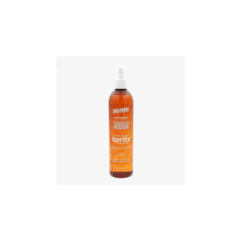Fantasia Ic Liquid Mousse Spray Firm Hold 355 Ml