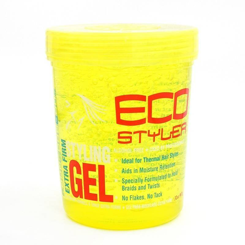 Eco Styler Styling Gel Colore Yellow 907 Gr