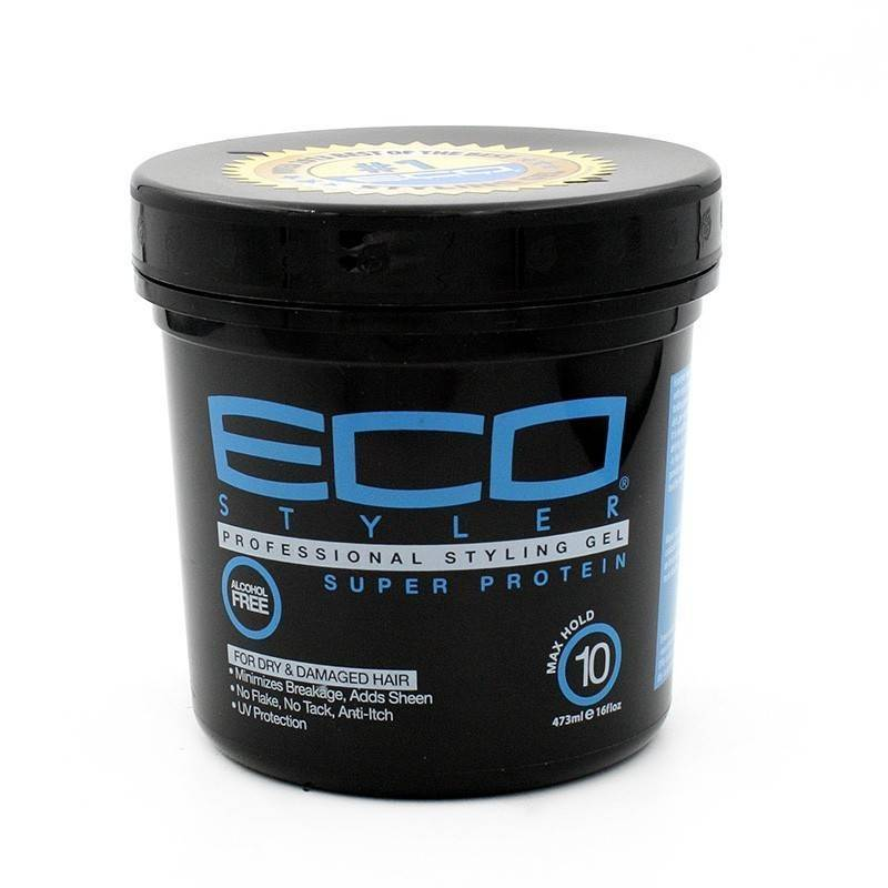 Eco Styler Styling Gel Super Protein 473 Ml