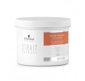 Schwarzkopf Strait Styling Balm Post-tratamiento 500 Ml